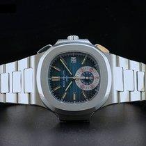 Patek Philippe Nautilus Crono 5980 Blu