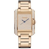 Cartier Tank Anglaise wt100012