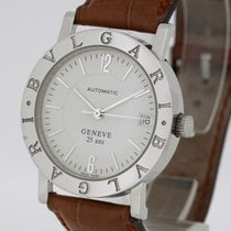 Bulgari Diagono Geneve 25 ans 33mm Automatic Watch Limited...