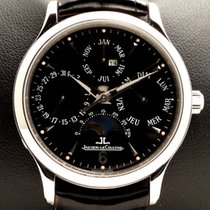 Jaeger-LeCoultre Master Control Perpetual Stainless Steel,...