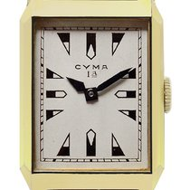 Cyma Mans Wristwatch 1 A