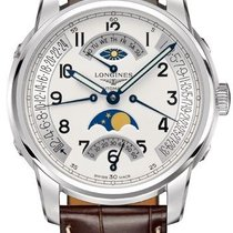 Longines The Saint-Imier 44mm L2.764.4.73.0 Stainless Steel...