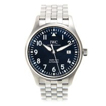 IWC Pilots Stainless Steel Blue Automatic IW327014