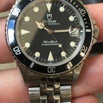 Tudor Vintage Submariner 75090 Saphire Crystal 6249 Jubilee...