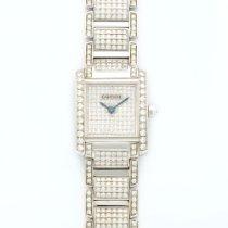Cartier Tank Francaise Full Diamond Watch