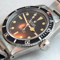 """Rolex Submariner 5510 James Bond  """"Big Crown"""" von 1958"""