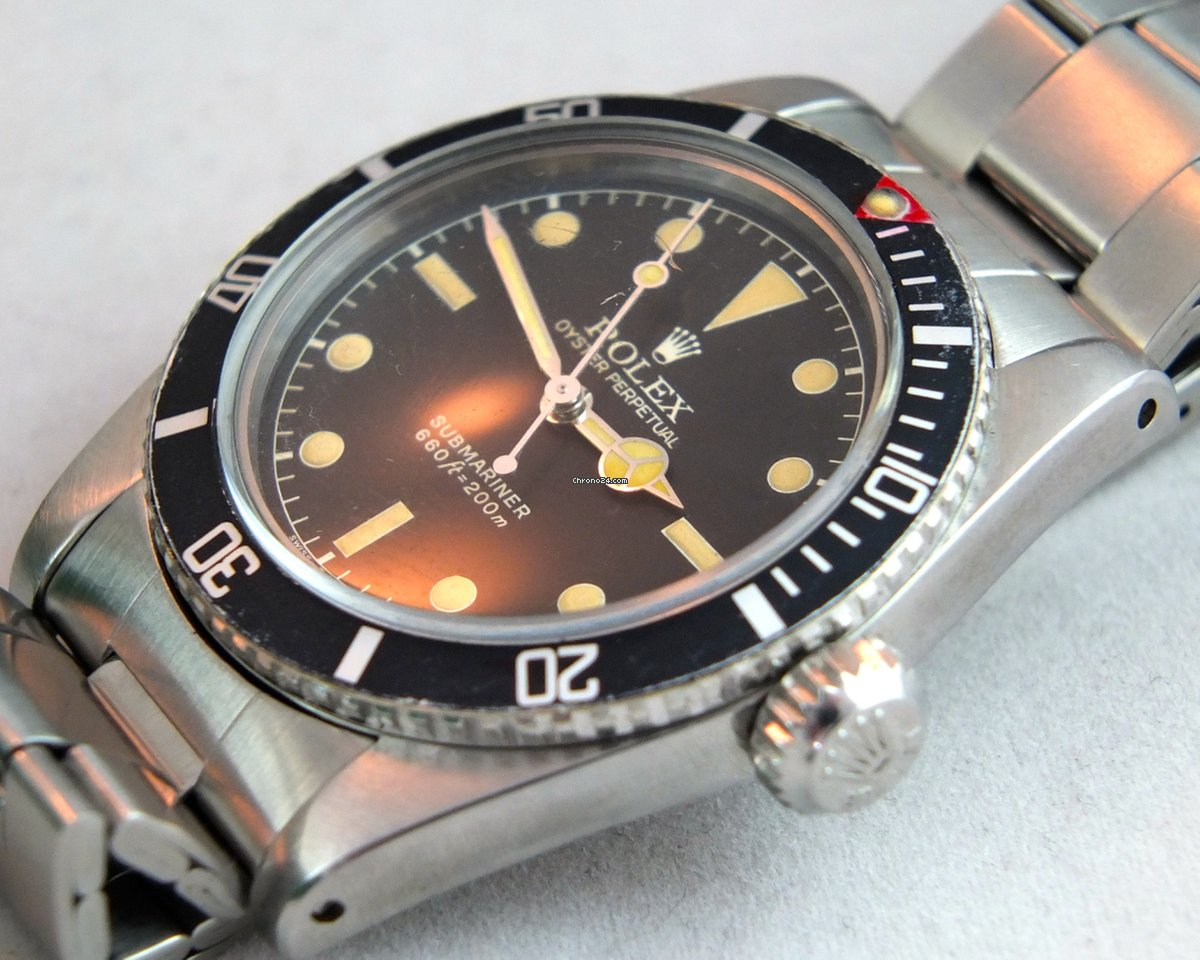 rolex submariner 5510 james bond big crown von 1958 for price on request for sale from a. Black Bedroom Furniture Sets. Home Design Ideas