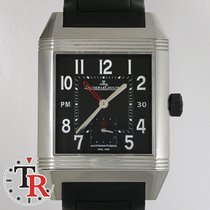 Jaeger-LeCoultre Squadra REVERSO Hometime, box+papers