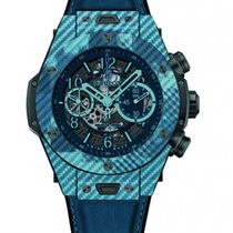 Hublot Big Bang Unico Italia Independent Blue Camo