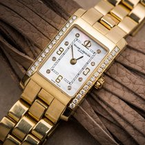 Baume & Mercier Vintage Hampton 18k Gold Watch