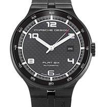Porsche Design Men's 6350.43.04.1254 Flat Six Watch