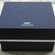IWC vintage black watch box portoghese and other models