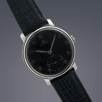 Omega Stainless steel manual RARE