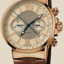 Ulysse Nardin Marine Collection Maxi Chronograph