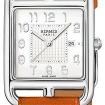 Hermès Cape Cod Quartz Medium GM 040189ww00