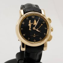 Ulysse Nardin Hourstricker Pink Gold 756-88/E2 / 6106-103/E2