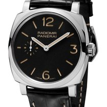 Panerai Radiomir Black Leather Strap & Dial PAM00512