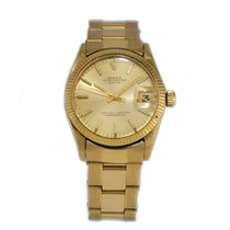 Rolex Oyster Perpetual DATE Midsize Champagne Dial ref. 6627