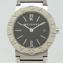 Bulgari Tubogas Quartz Steel Lady BB 26 SS