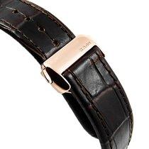 Rado Echt Leder Uhrenarmband + Roségoldschließe - Ungetragen
