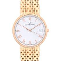 Carl F. Bucherer Carl F.  18K Rose Gold Adamavi Men's Watch –...