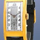 Gruen Rectangle Strapwatch.