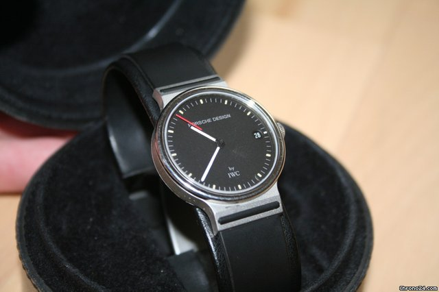 IWC Porsche Design Sportivo