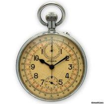 """Lemania chronograph """"Majetek vojenské správy"""""""