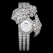 Piaget Rose Secret Lady WG18K & Diamonds 21 mm