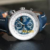 Breitling Montbrillant Olympus Blue