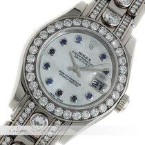 Rolex Pearlmaster Weißgold 69299