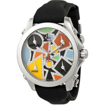 Jacob & Co. Five Time Zone -Multi-Color Dial After Market...