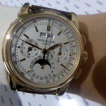Patek Philippe Perpetual Calendar Chronograph Moon Phase...