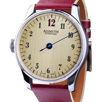 Azimuth Round-1 Back In Time Whiskey Watch Backwards Motion...
