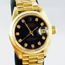 Rolex Lady Datejust Orig. Diamanten [Million Watches]