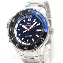 IWC Aquatimer Deep Two Steel