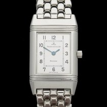 Jaeger-LeCoultre Reverso Small Ladies Quartz Stainless Steel...