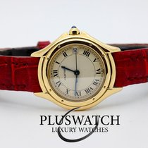 Cartier 18K GOLD Panthere Cougar 26mm 887906 2941