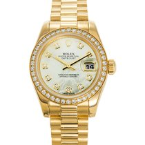 Rolex Watch Datejust Lady 179138