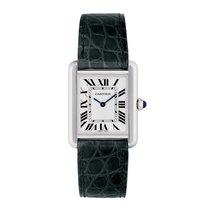 Cartier Tank Solo Quartz Ladies Watch Ref W5200005