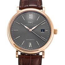 IWC Schaffhausen IW356511 Portofino Automatic Ardoise Index...