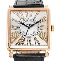 Franck Muller Watch Master Square 6000 K SC DT
