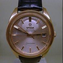 Omega vintage 1967 Seamaster chronometer auto gold 18ct ref...