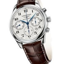 Longines Master Collection Chronograph  	L2.759.4.78.3