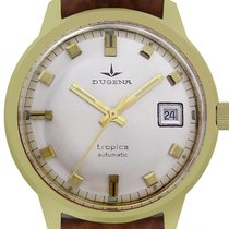 Dugena Mans Automatic Wristwatch Tropica