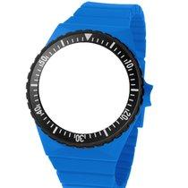 Fortis Color C17 Silikonarmband Blau
