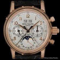 Patek Philippe Perpetual Split Chronograph Ref# 5004R