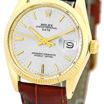 """Rolex """"Date"""" Strapwatch."""