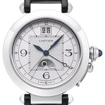 Cartier Pasha 2 Time Zone