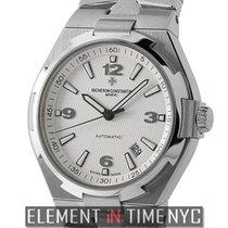 Vacheron Constantin Overseas Stainless Steel 42mm Silver Dial...